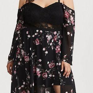 Torrid Runway Collection Dress